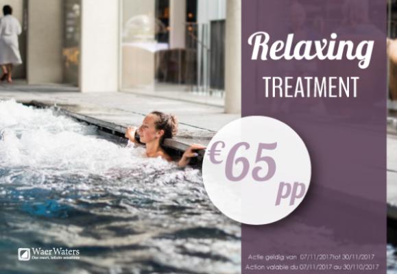 DA T Relaxing Treatment